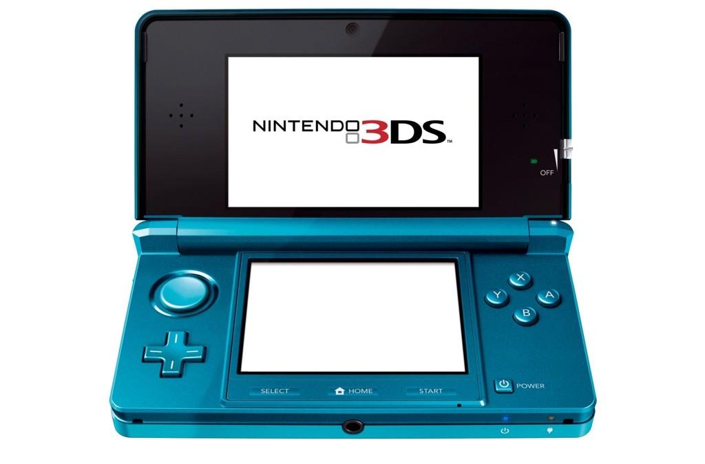 Den øverste delen på den nye DS-en får 3D-skjerm uten touch.