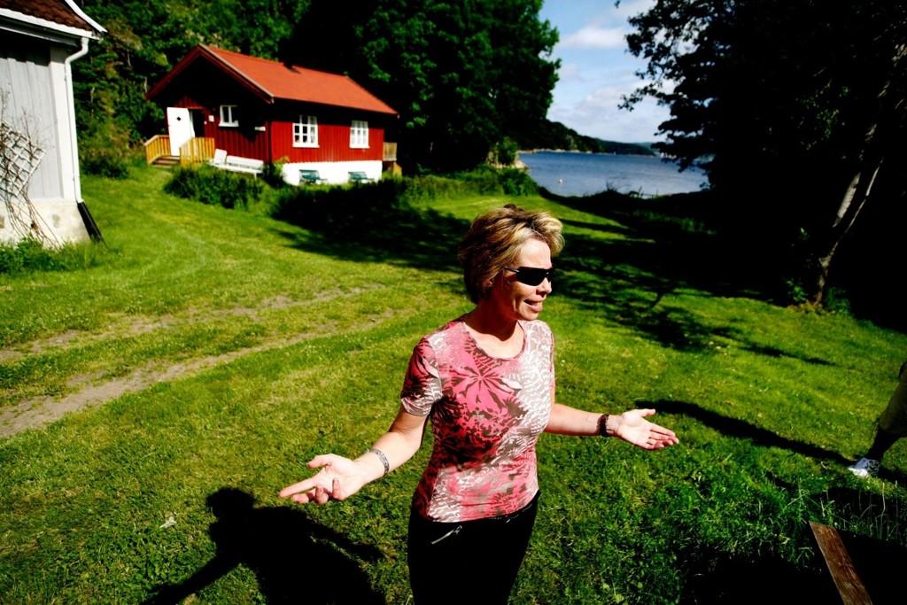 De fleste kystledhyttene har en spennende historie å vise til, forteller fagsjef i Oslofjordens Friluftsråd, Bente Godheim Eikaas.