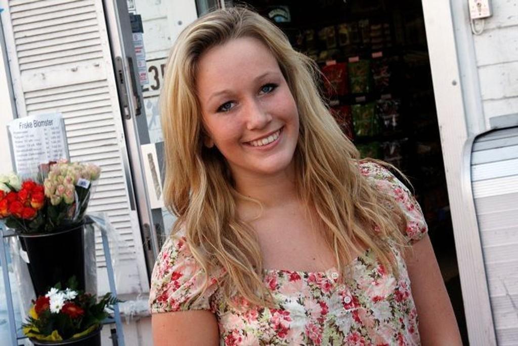 Julie Kaas har vært på badeferie i Nice og skal til Mallorca senere i sommer.