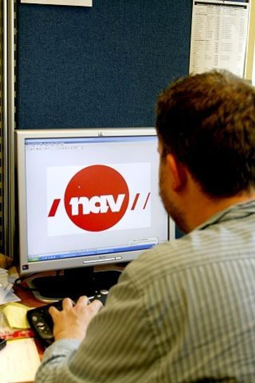 Ledighetstallene til NAV i Oslo er på vei nedover, hvis man ser på utviklingen de tre siste månedene.