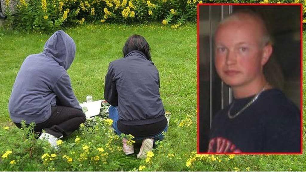 DREPT: 18 år gamle Lars Erik Flem Andersen ble drept 26. juli 2009 i Kongsvinger.