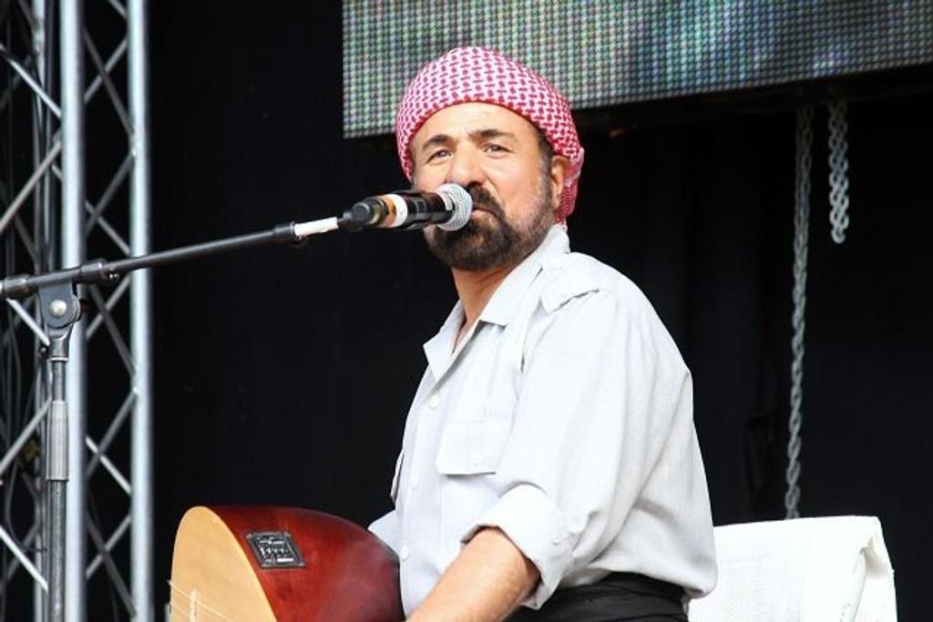 Sivan Perwer er sett på en av de viktigste aktørene i arbeidet med å bevare kurdisk kultur og musikk.