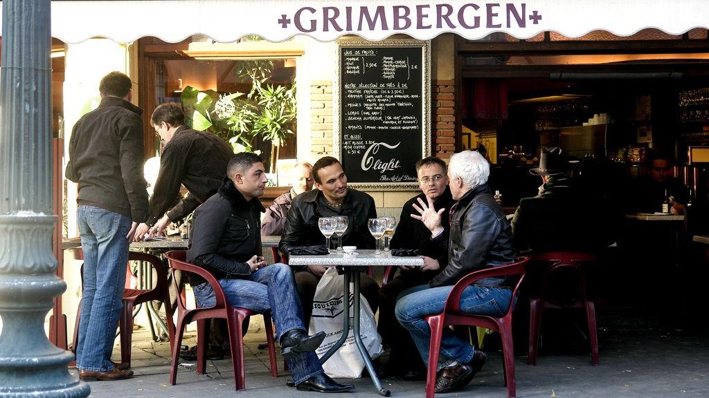 God mat og drikke binder folkegruppene i Belgia sammen.