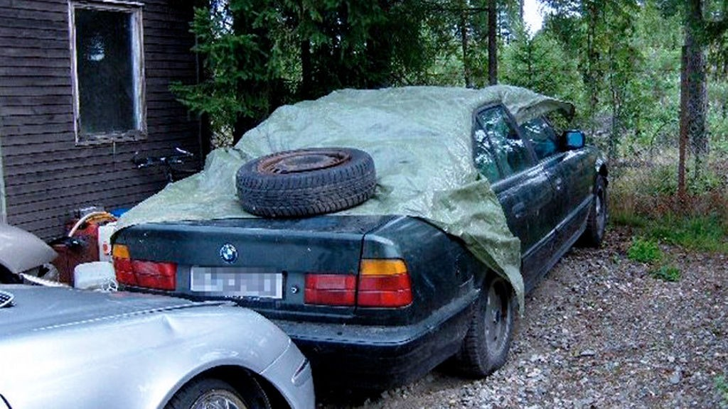 bil stjålet forsikring