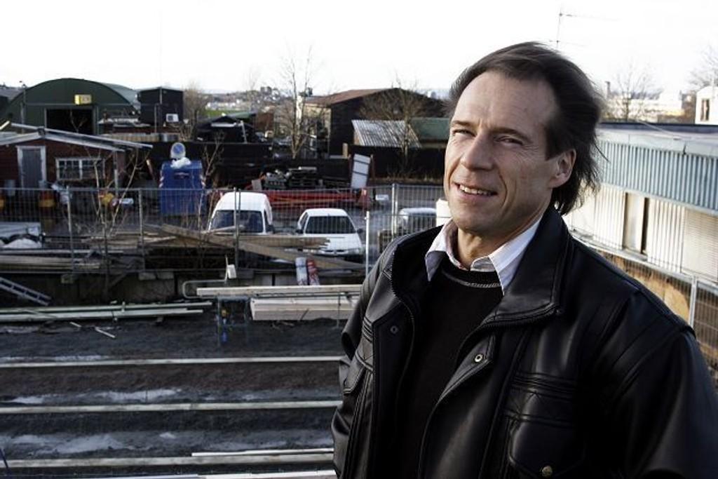 """Groruddalsbeboer og Ap-politiker, Jan Bøhler, vil legge kabler i bakken på det han kaller """"viktige strekninger"""" i dalen."""