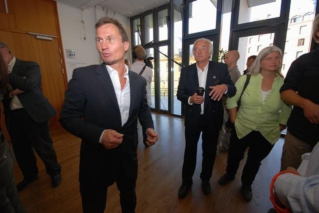 Finansmannen Petter Stordalen mener det er begått stor urett. – Dette er bare trist, sier han.