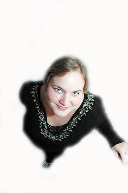 Kristin Trosvik, journalist i Nordstrands Blad.