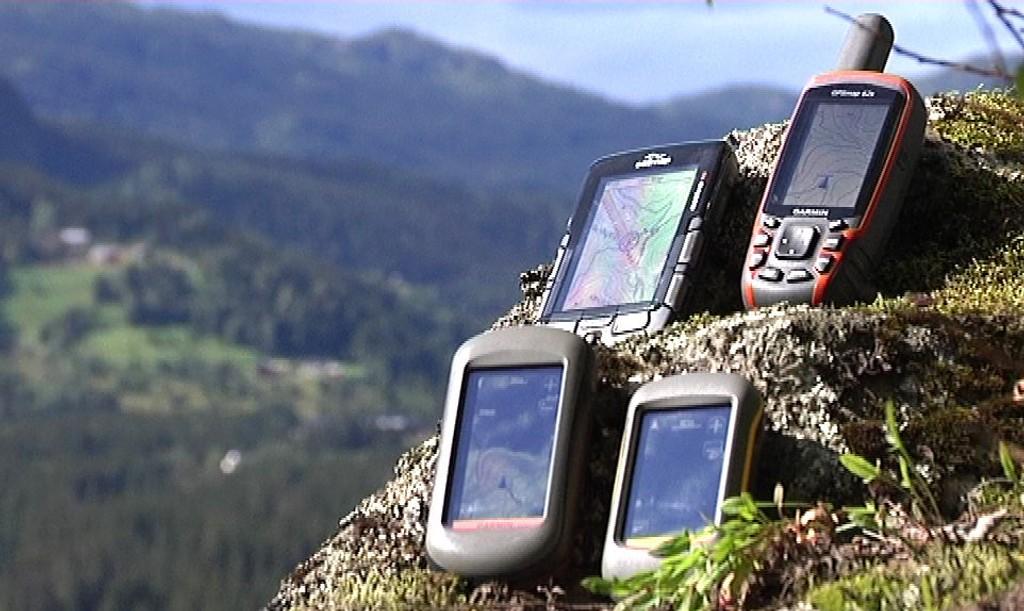Kvalitetsforskjellene er store blant de fire GPS-sene vi har testet.
