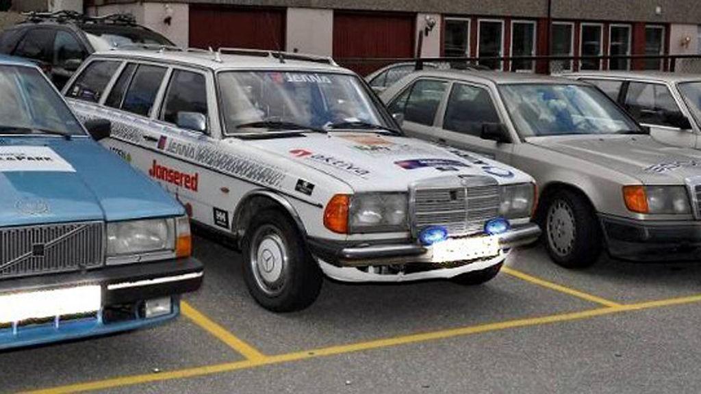 Planen var å kjøre raskest fra Revetal til Hammerfest med en premiepott på 100.000 kroner til vinneren. I Rana avlyste arrangørene kappløpet.