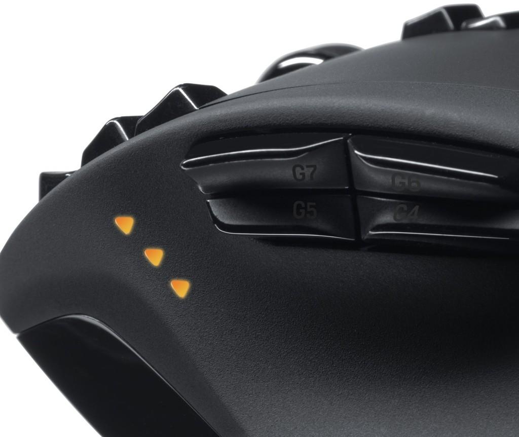 Logitech viser muskler, og vi vil uten problem definere G700 som kongen av de trådløse musene.