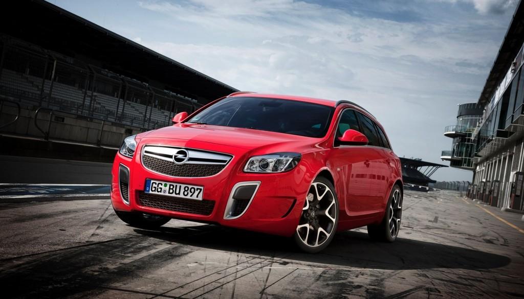 Opel er på hugget med flere interessante modeller. Opel Insignia er en av dem, selv om OPC-varianten (bildet) neppe blir en vinner i Norge grunnet avgiftspolitikken