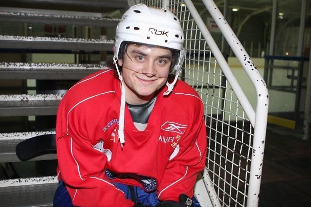 «Zucca» spilte i natt sin første kamp i Rangers-trøya. 23-åringen fikk 17 minutter på isen i kampen mot New Jersey Devils.