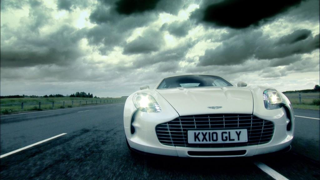 Aston Martin One-77 har verdens kraftigste sugemotor.