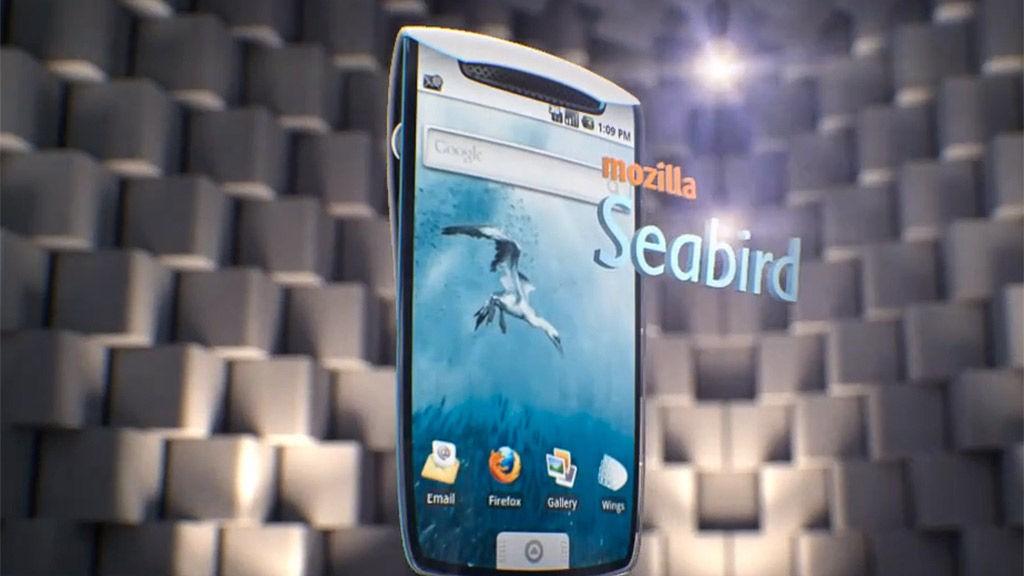 Seabird er navnet på den nye konseptmodellen.