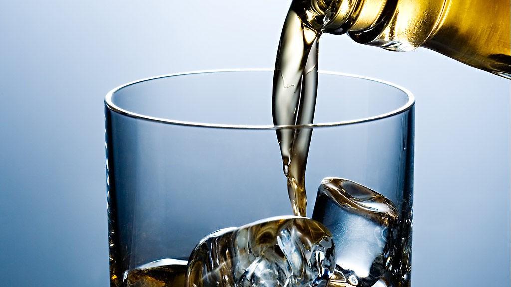 fastende blodprøver og drikke