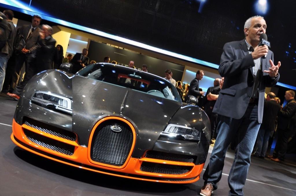 1200 hk og 431 km/t. Også Bugatti Veyron 16.4 Super Sport er et VW-produkt