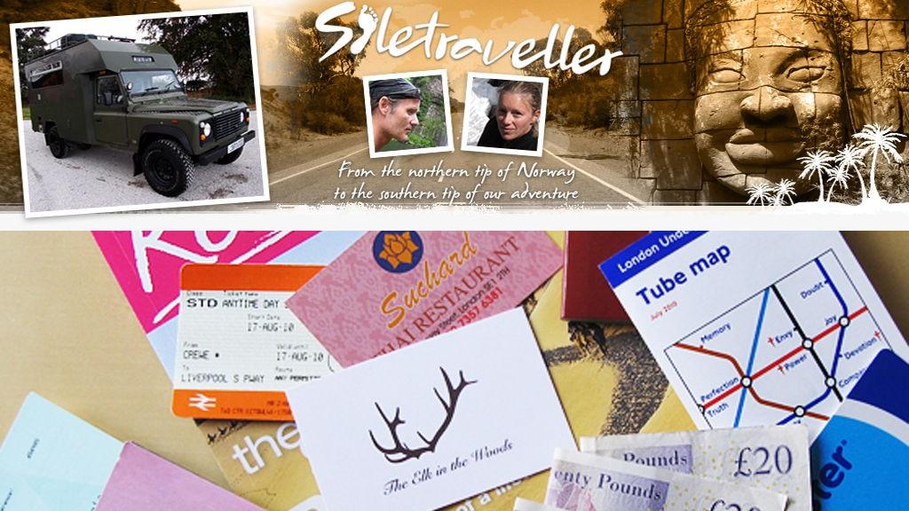 Soltraveller begynte som en blogg fra reisen med Land Rover'n og har utviklet seg til så mye mer.