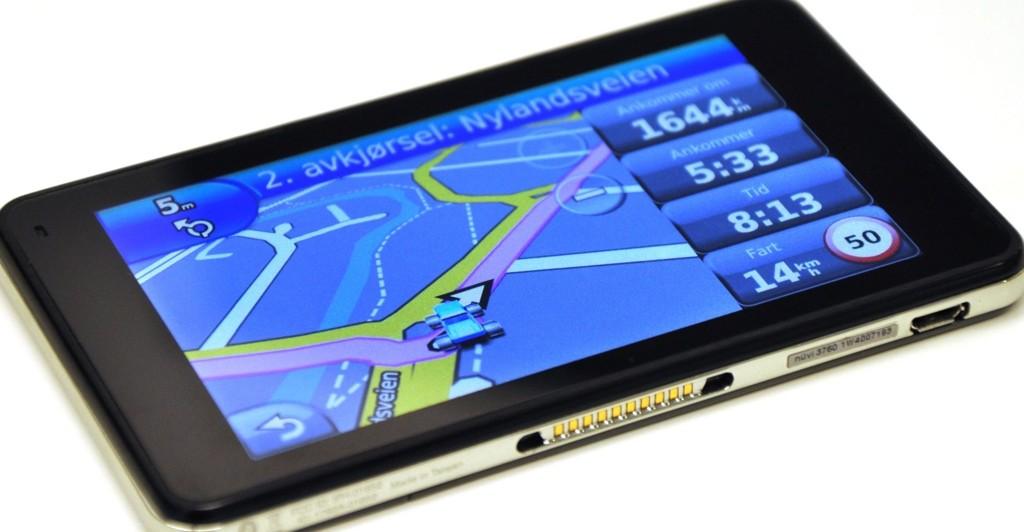 Garmin Nüvi 3760 er lett å ta med og egner seg både i bilen og til fots