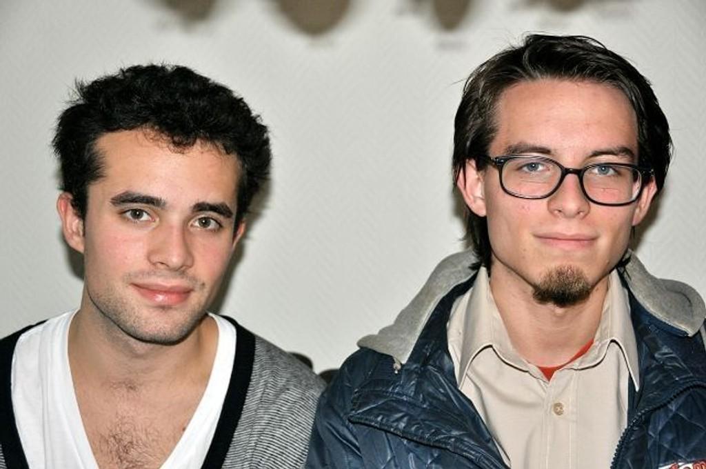 Christian Thomas og Georg Andreas Roaas har sammen laget filmen «Solitær».
