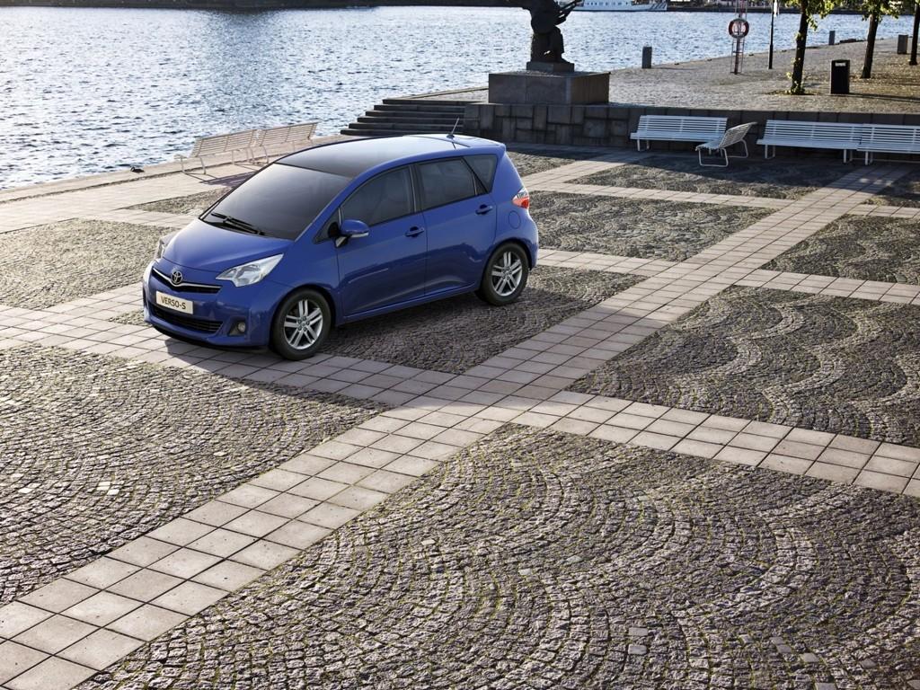 Verso-S er Toyotas nye flerbruksbil og blir en konkurrent til blant annet Skoda Roomster, Nissan Note og Opel Meriva.