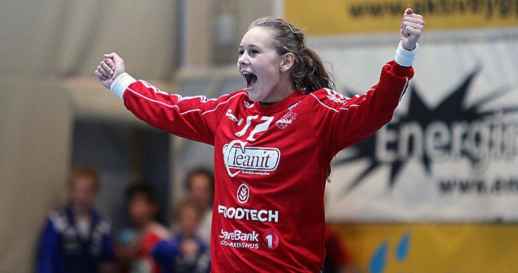 17-årige Marie Sundfør Tømmerbakke viste seg på ny som et av landets allers største målvaktstalenter. Mot BSK vartet hun opp med flere redninger av ypperste merke.