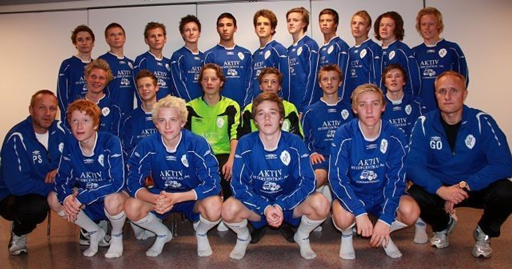 Oppsal94 vant Interkrets. – En enorm prestasjon, sier trener Gisle Olsen.