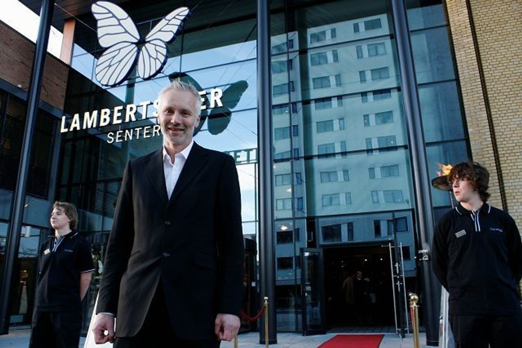 Direktør for Oslo kino, Geir Bergkastet forteller at åpningen av Symra kino har overgått alle forventninger.