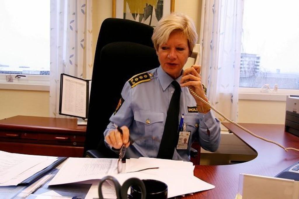 Gro Smedsrud advarer mot falske bøssebærere i forbindelse med TV-aksjonen.