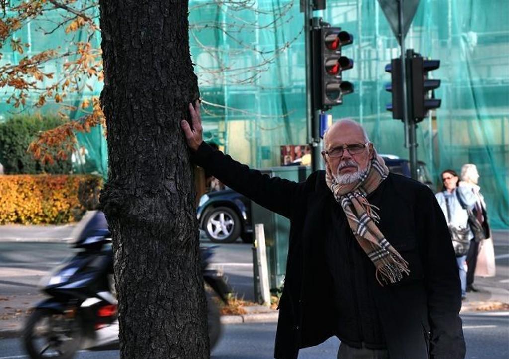 Lorenz Tanner, representant fra Bygdøy allé-aksjonen