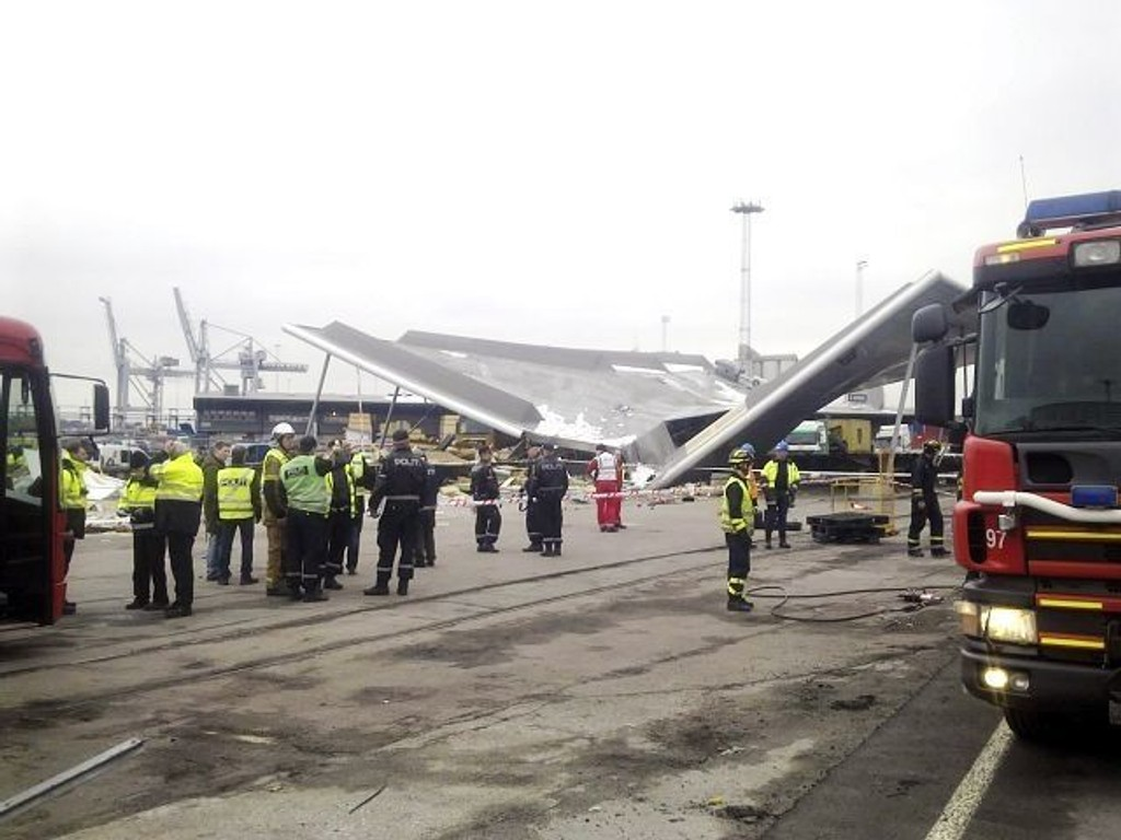 TRE MISTET LIVET: Tre mennesker mistet livet i den tragiske Sjursøya-ulykken i mars.