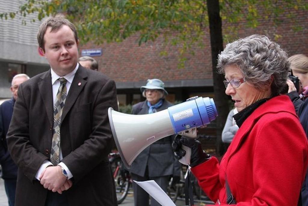 Rødt-politiker på Grorud, Maren Rismyhr, er oppgitt over bystyrets behandling av BU-vedtak.