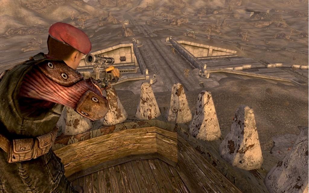 Sjansene er store for at Fallout: New Vegas vil holde deg oppe om nettene.