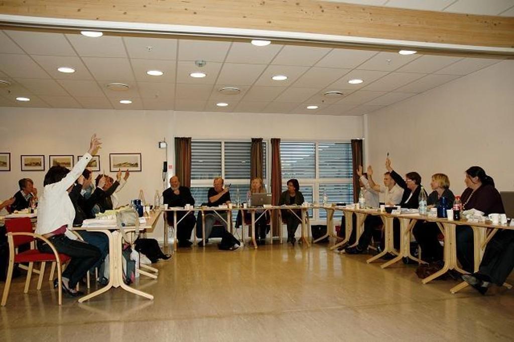 Østensjø BU: Til uka møtes lokalpolitikerne i Østensjø bydelsutvalg til ny dyst. Arkivfoto