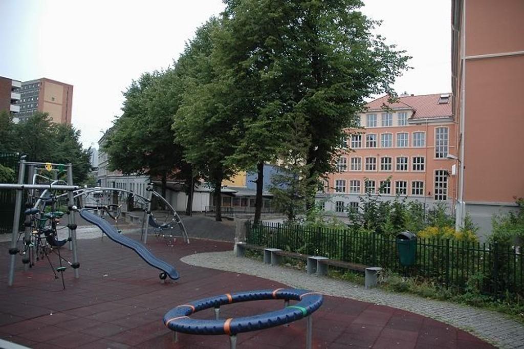 Tøyen skole er en av skolene som har en innvandrerandel på over 90 prosent.