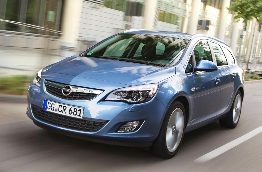 Astra som stasjonsvogn blir Opels julegave til norske bilkjøpere og inntar samtidig plassen som Opels viktigste i Norge neste år.