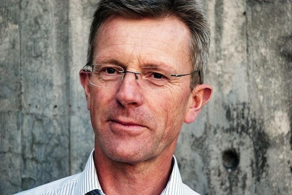 BU-leder Carl Oscar Pedersen står overfor den verste økonomiske situasjonen i bydelen noensinne.