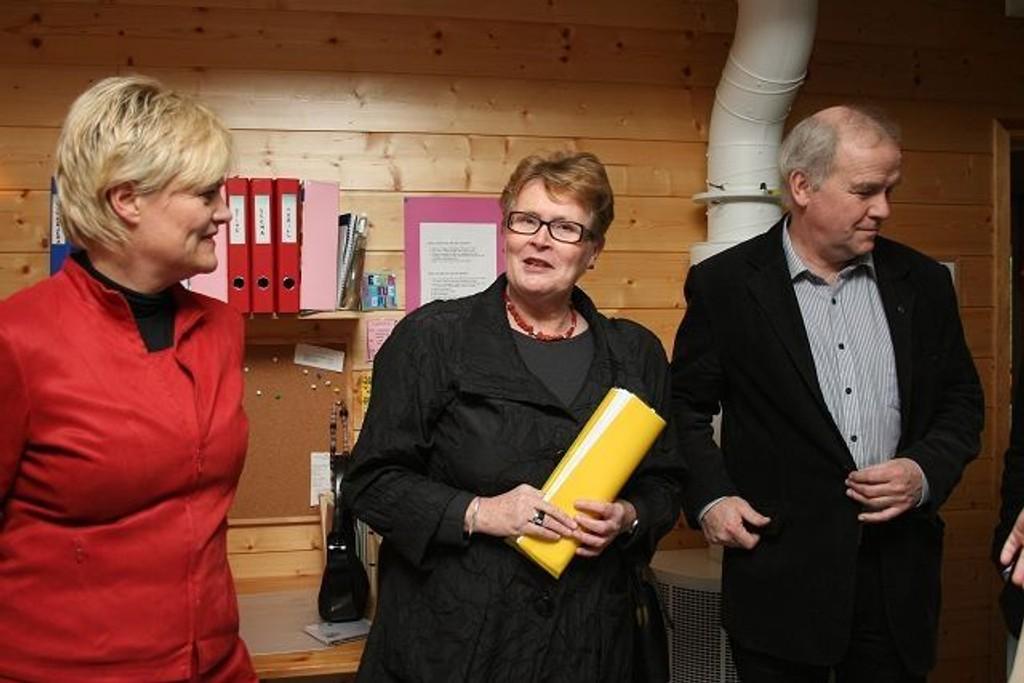Bydelsdirektør Maria Brattbakke kunne ønsket seg langt lavere tillatt støy fra flytrafikken på Gardermoen.