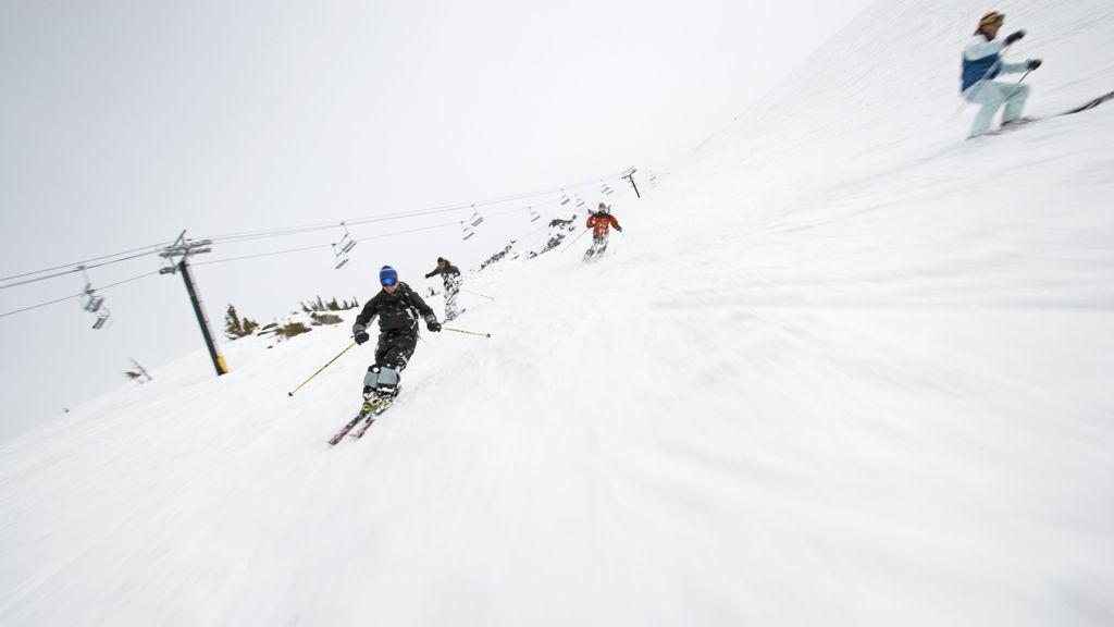Få på deg skiene i helgen.
