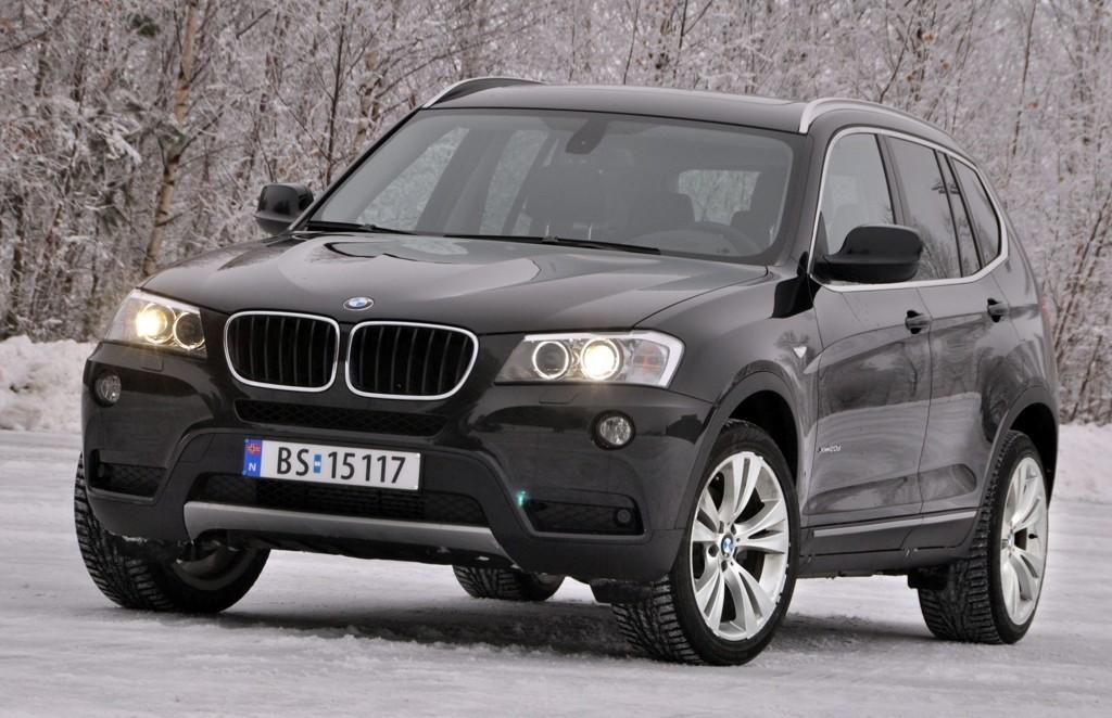 Strålende kjøreegenskaper, 163 hk, et forbruk på 0,62 liter per mil og et CO2-utslipp på 147 g/km. Nye BMW X3 får SUV-kritikken til å forstumme.