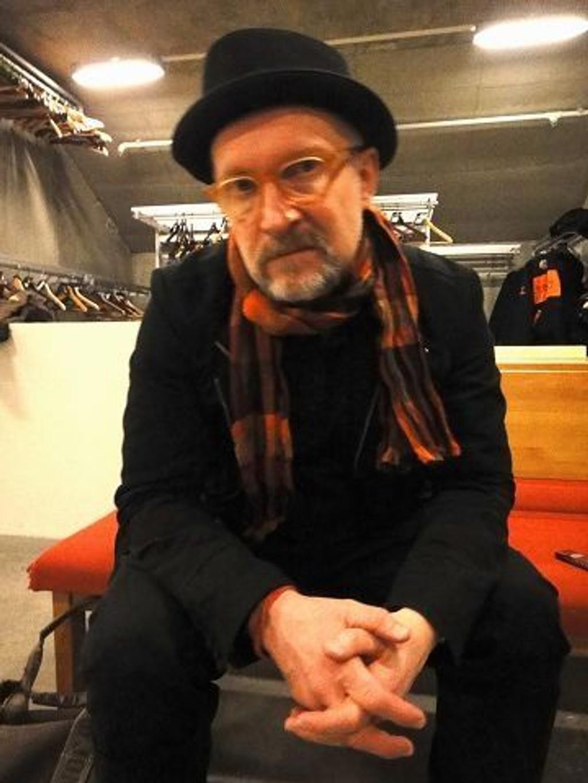 Frogner-forfatteren Lars Saabye Christensen mener at å skrive er en kamp. Og sånn skal det være.