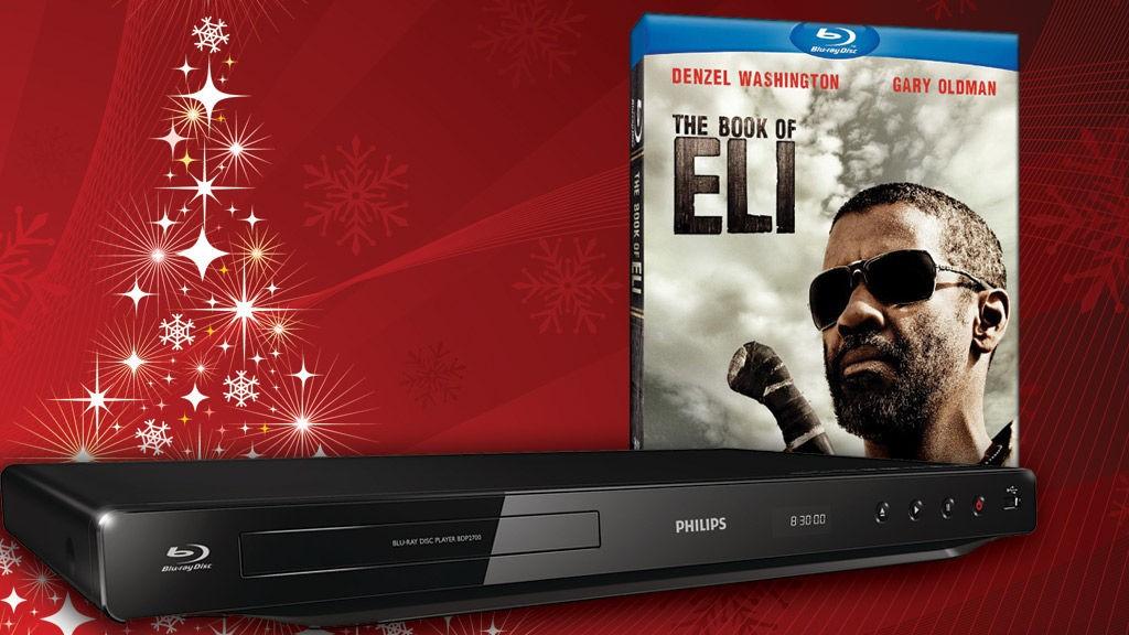 En Blu-ray-spiller er som skapt for kalde, mørke vinterkvelder.