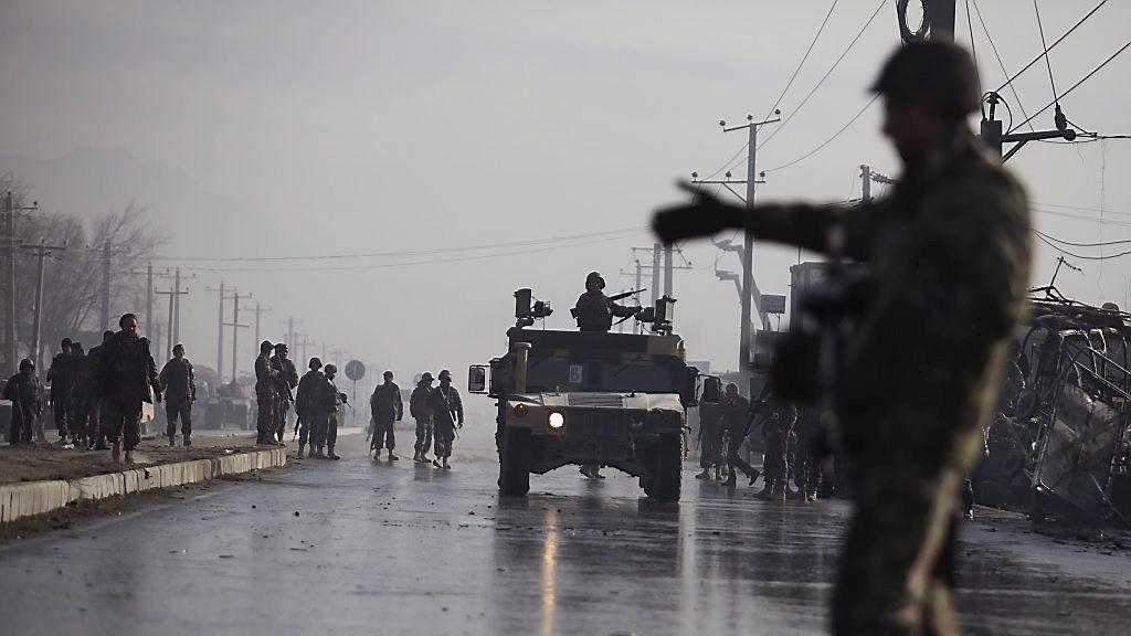 Amerikanerne ønsket flere skulle bidr med mer i krigsherjede Afghanistan.