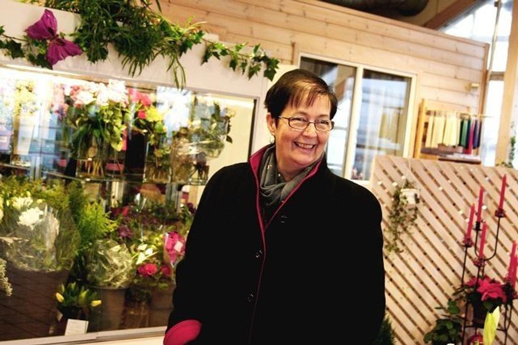 Bydelsdirektør Kar- ANne Mathisen, i bydel Bjerke.