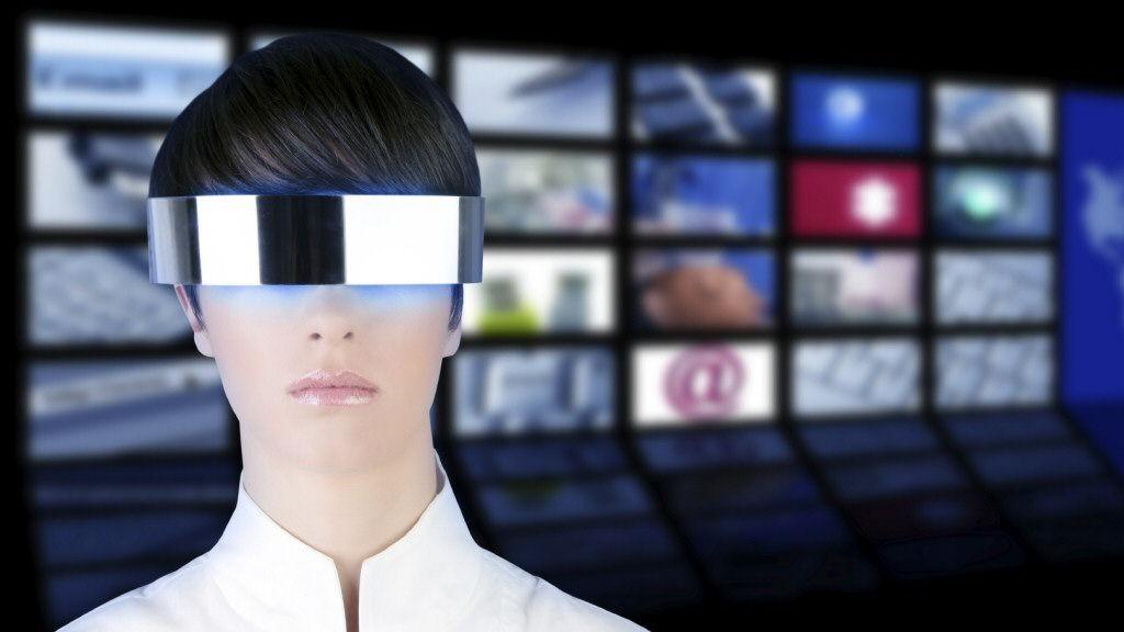 TV-fremtiden er så lys at alle må bruke teite briller.