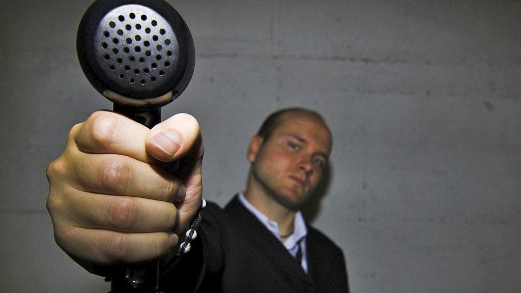 MANGE OPPLEVER telefonsamtaler fra telefonselgere og faktasamlere som slitsomt, men det lønner seg å ta telefonen.