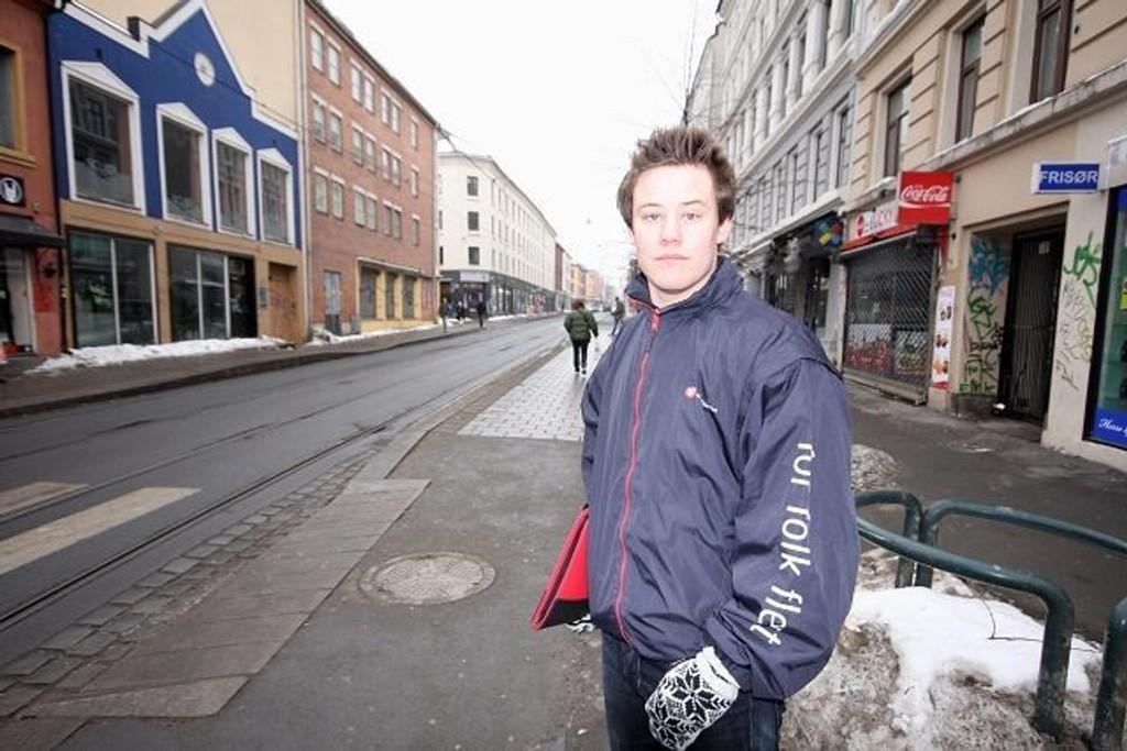 Grünerløkka Frp ser ikke legalisering av narkotika som en farbar vei, skriver Svein Eilertsen i et debattinnlegg.