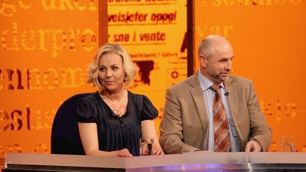 Lagleder Linn Skåber fra Ekeberg.