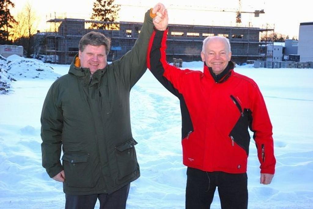 I fjor var det Frode Helland og Stein Ring Giske i Ullern IF som ble stemt frem til Årets Navn av våre lesere i Bydel Ullern. Hvem fortjener tittelen i år?