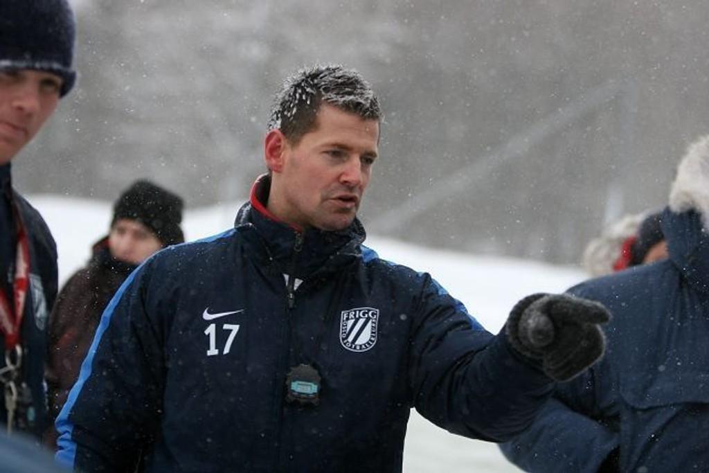 Ole-Kristian Vikan (33) er ansatt som ny hovedtrener for Skeids A-lag.