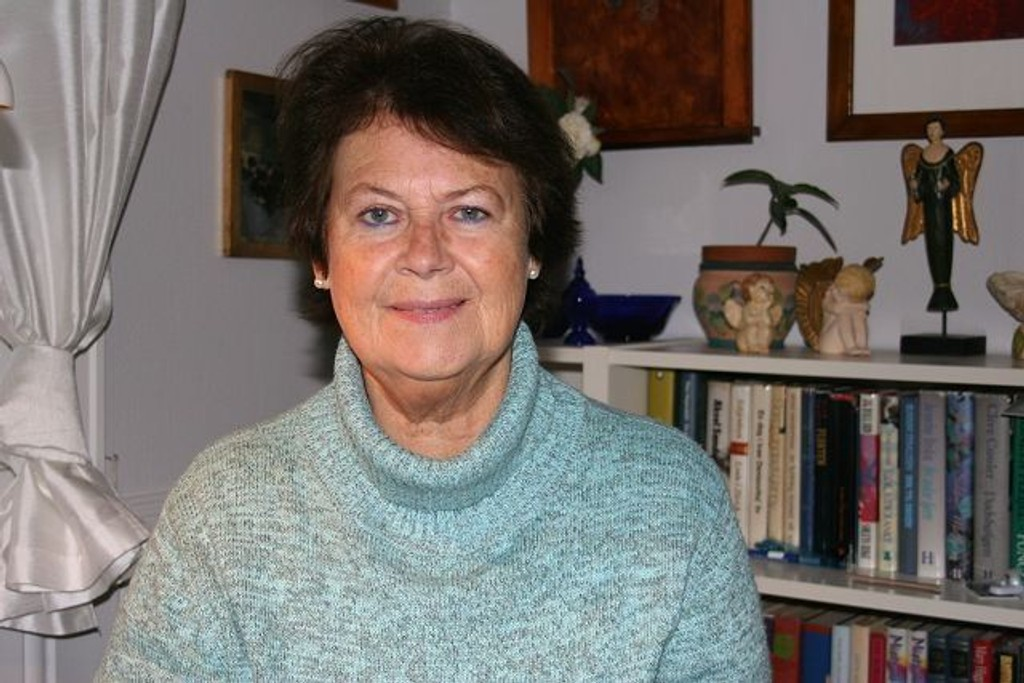 Eva Hedvig Stormyren har debutert som forfatter med eventyrsamlingen «De magiske syklene og andre eventyr»
